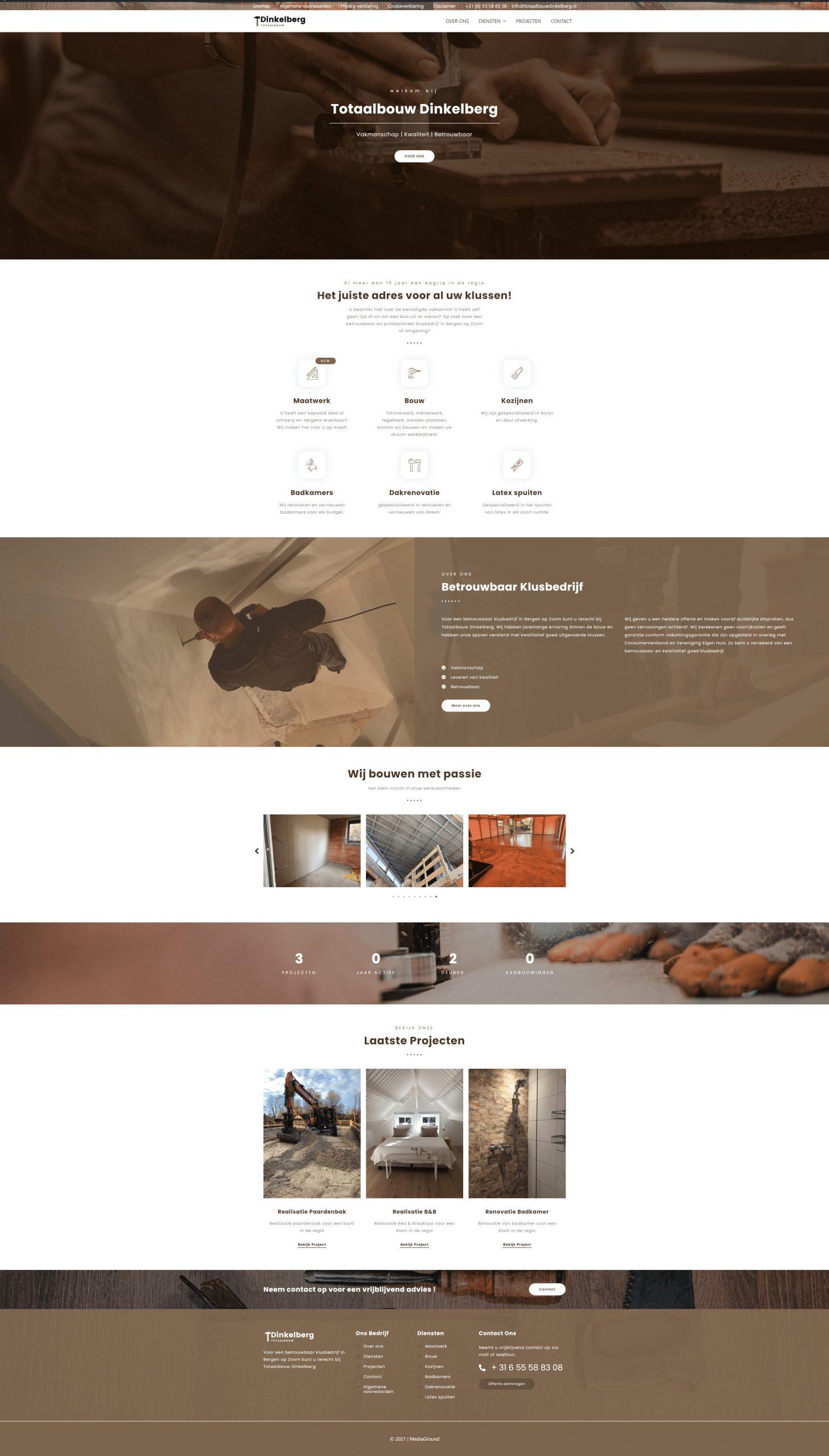 webdesign bergen op zoom